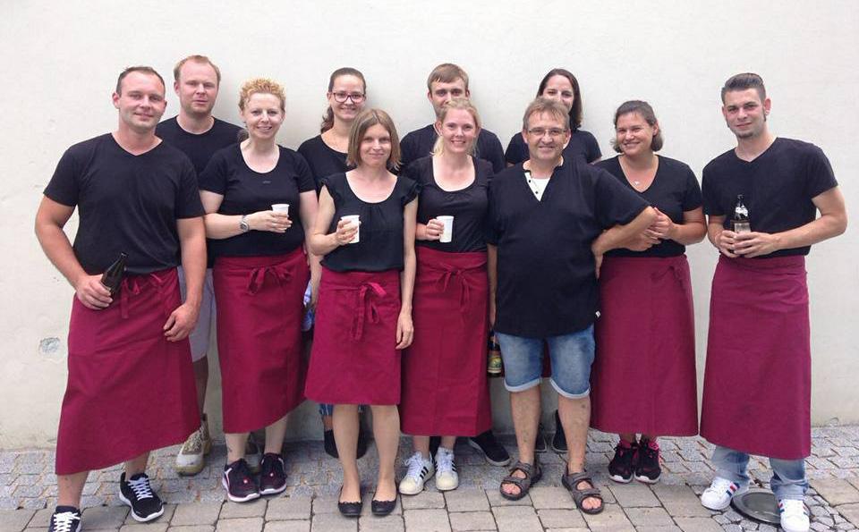 Team der Metzgerei Schumm